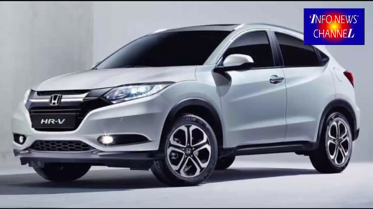 Honda Hrv 2019 Turbo Engine Youtube