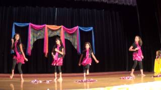 2013 STICA Diwali - Happy Diwali Dance
