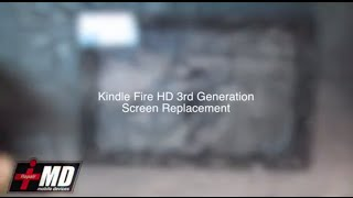 Kindle Fire Hdx 3rd Gen Screen Replacement