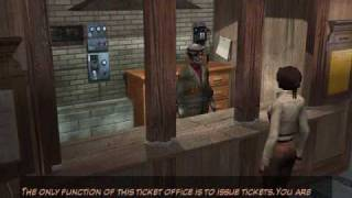 Let's Play Syberia: Part 18