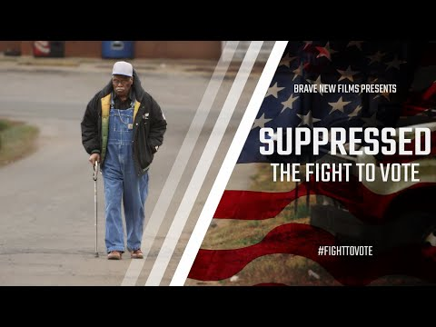 Suppressed: The Fight To Vote • Teaser Trailer • BRAVE NEW FILMS