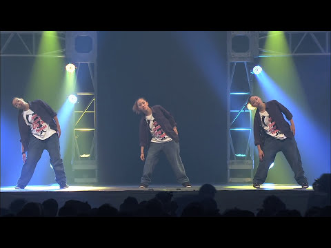 JAPAN DANCE DELIGHT VOL.20 FINAL  SPECIAL PRIZE【LUCIFER】