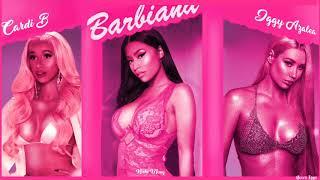 Nicki Minaj, Iggy Azalea & Cardi B - Barbiana/ Thotiana | REMIX