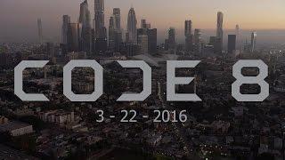 Gambar cover Code 8 - Teaser Trailer #1 (2016) - Slovenské titulky