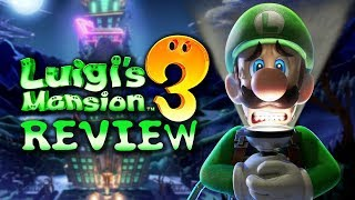 Luigi's Mansion 3 - Inside Gaming Review