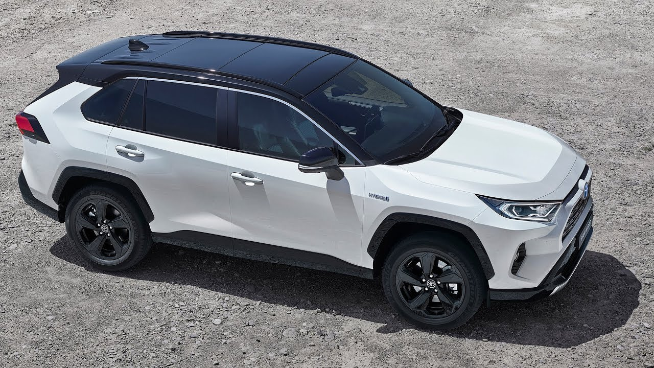 All Suv Hybrid Toyota Rav4