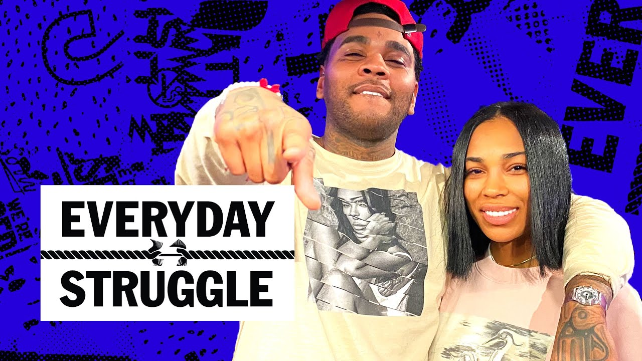 Kevin Gates and Dreka Share Their Journey, Spirituality & the Power of Voodoo | Everyday Struggl