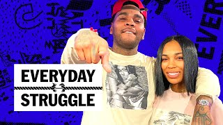 Kevin Gates and Dreka Share Their Journey, Spirituality & the Power of Voodoo | Everyday Struggle