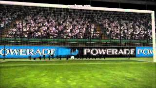 Goool Negatoomo (PES 2012 DEMO + PATCH)