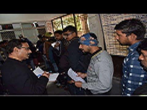 Agra : RTO Office में अचानक पड़ा छापा, मची भगदड़