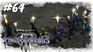 Lets Play Kingdom Hearts 3 #64 / Das Licht der Vergangenheit /Gameplay (PS4 Deutsch German)