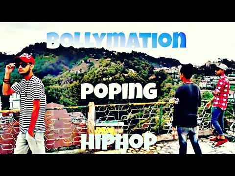 silsila ye chahat ka tap remix|| bollymation|| dance || red hook boys ||