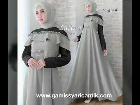 Model Busana Muslim Modern 081213381472 Youtube
