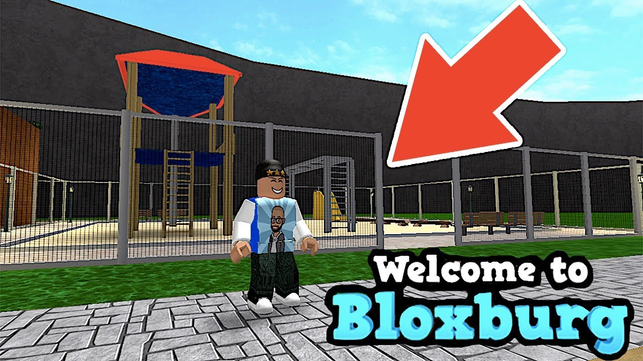How To Make A Playground Bloxburg Fambam Gaming Roblox Video