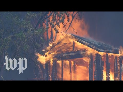 View the destruction of Southern California's wildfires Mp3