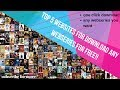 HOW TO DOWNLOAD WEB SERIES FOR FREE | TOP 5 WEBSITES FOR DOWNLOAD WEBSERIES FREE!!