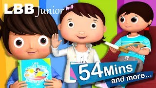 Book Song! | And Lots More Original Songs | From LBB Junior!