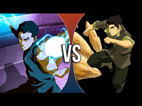 VS   Mako vs Bolin