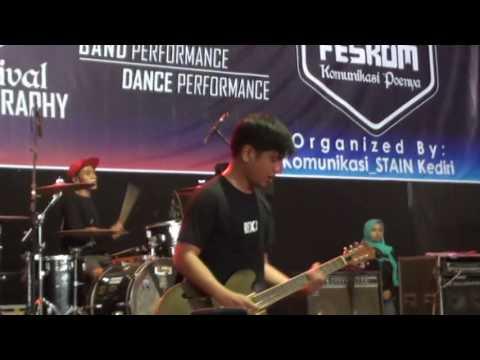 Stand Here Alone  - Pacarku Siluman At Stain, Kediri (Feskom 8)
