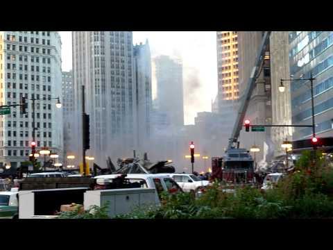 de tournage du film transformers 3 à Chicago