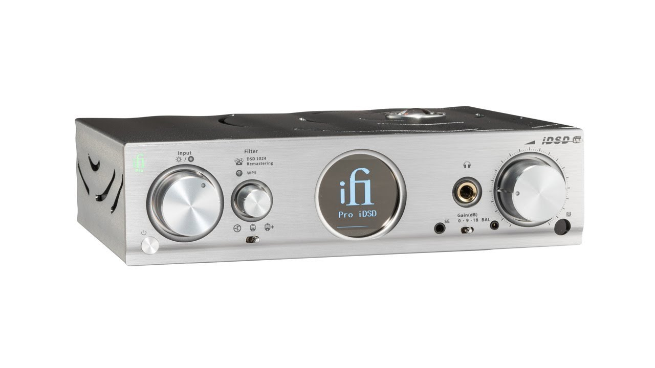 iFi Pro iDSD DAC – Audio Advisor