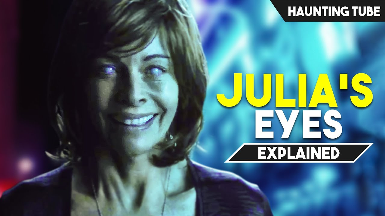 Download Julia's Eyes (2010) Explained in Hindi   Haunting Tube