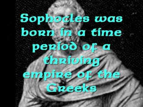 Sophocles Greek Drama