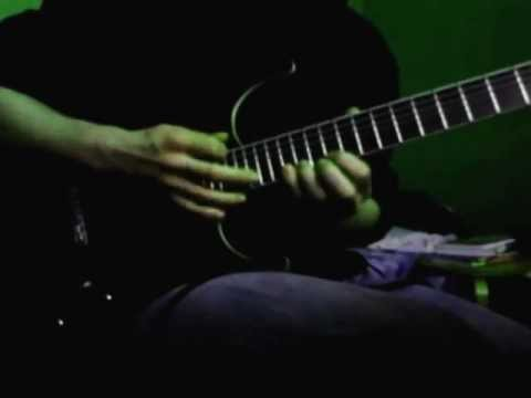 Decapitated - Names solo cover