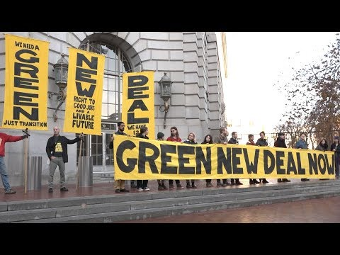 Sunrise Movement: Pelosi's Actions on Climate Fall Woefully & Inexcusably Short of What We Need