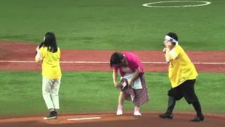【鷹の祭典】吉本新喜劇 オープニングセレモニー 2017 Video