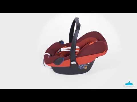 Bebê Conforto Pebble Plus Black Raven - Maxi-Cosi - Submarino.com.br