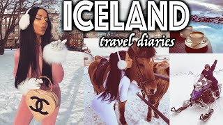 A VERY #EXTRA ICELAND TRAVEL VLOG!
