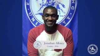 Courier Coffee, Episode 18: Jonathan Allotey, 2016 Courier