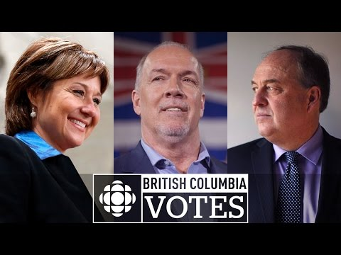 B.C. Votes 2017: CBC's election night coverage