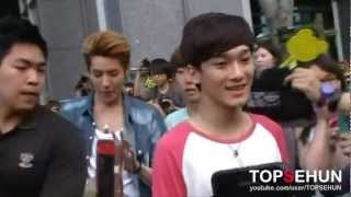 [M] 20120910 EXO-M go out YAHOO