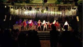 Prinzessingarde - Lady Gaga - Fasching 2012 Magdala - www.big-bt.de - HD 1080p