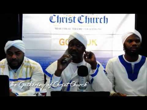 GOCC ~ A ROYAL PRIESTHOOD