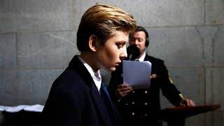 """هكذا يعيش """"بارون ترامب"""" إبن الرئيس الأمريكي دونالد ترامب.. لن تصدق !!"""