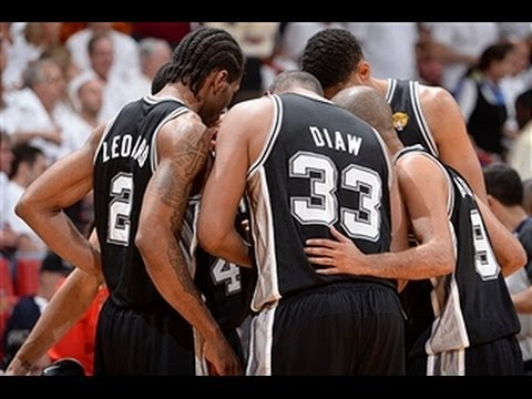 The Spurs' Scorching First Quarter in Game 3