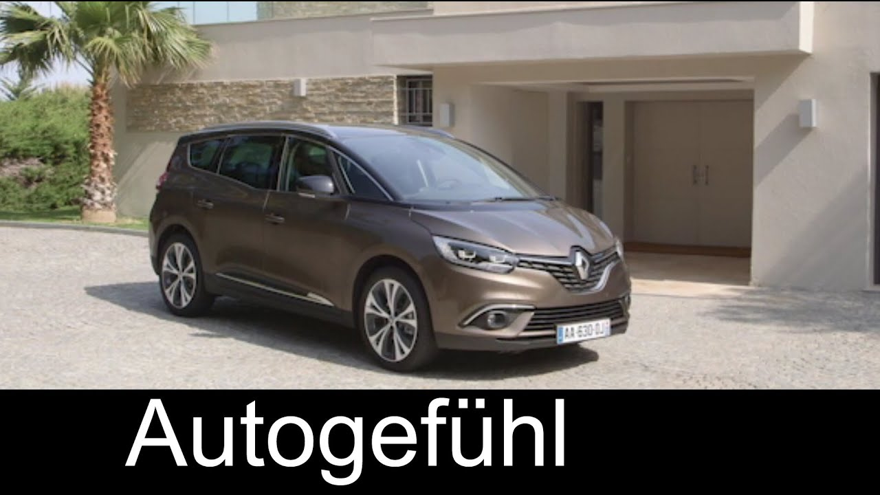 all new renault grand scenic iv interior exterior preview. Black Bedroom Furniture Sets. Home Design Ideas