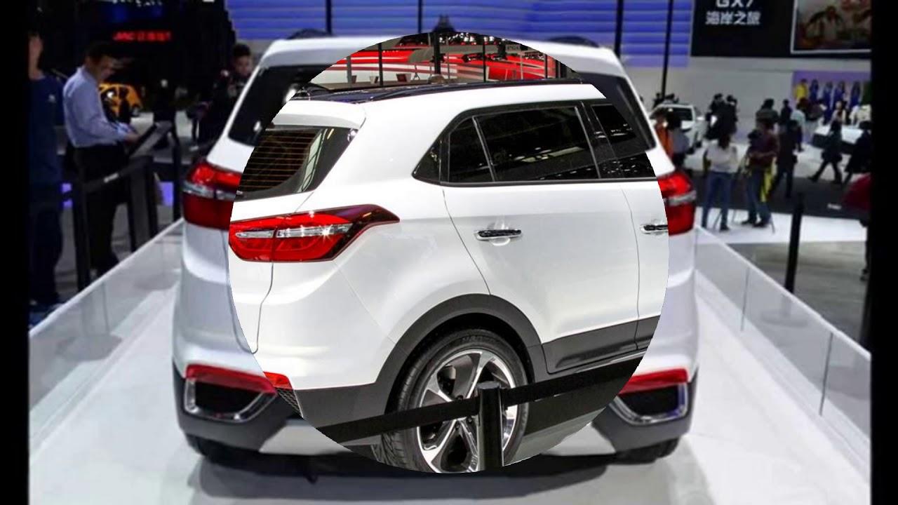 Rumor Suv 2018 New Hyundai Ix25 Youtube