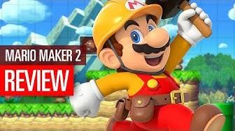 Super Mario Maker 2   REVIEW   So gut ist der Mario-Baukasten!