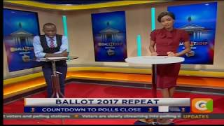 Social Media report on Ballot 2017 Repeat  [Part 2]