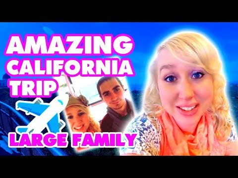AMAZING California Trip With Our Oldest Son (+ Back to REAL LIFE!)