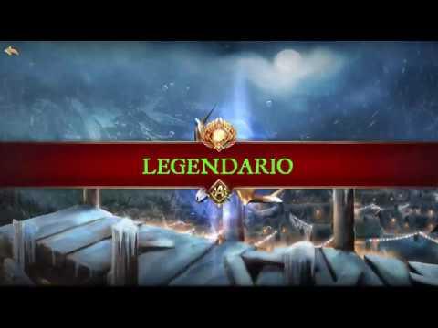 Abriendo 18 Cofres Legendarios Y Mas #4 / Dungeon Hunter 5