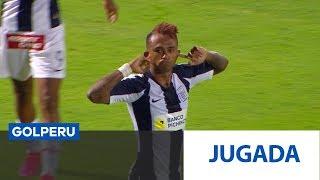 Joazinho Arroé marcó su mejor gol ante Deportivo Municipal