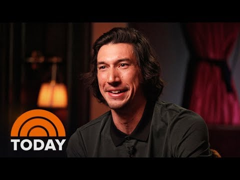 Thumbnail: 'Star Wars' Villain Adam Driver Hopes Fans Are Happy With Kylo Ren's Fate | TODAY