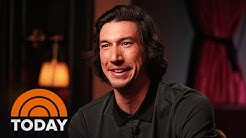 'Star Wars' Villain Adam Driver Hopes Fans Are Happy With Kylo Ren's Fate | TODAY