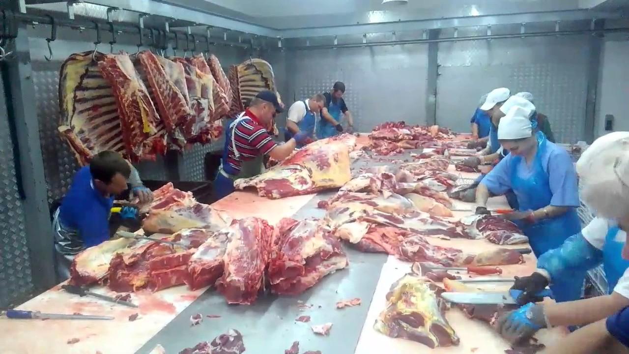 Сколько стоит обвалка свинины фигура