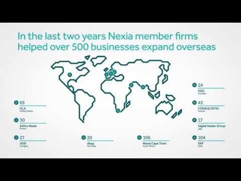 Global Network of Accounting & Consulting Firms | Nexia